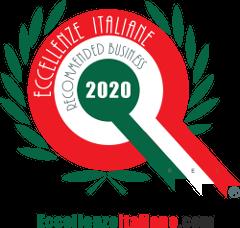 Logo eccellenze italiane 2020